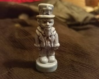 Wade Whimsies Uncle Sam Porcelain Figurine