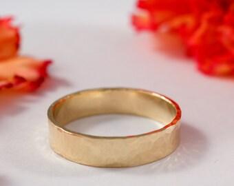 Sua e la sua banda di nozze oro: A sua e la sua coppia di 9ct giallo oro fedi