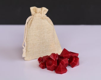 Mean Reds Gems- Breakfast at Tiffany's Inspired Wax Melts - Rain and Melancholy Scent