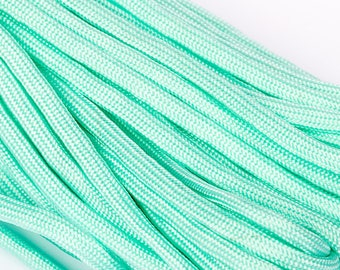 "30meters Paracord ""turquoise"" 4mm by 5 metres"