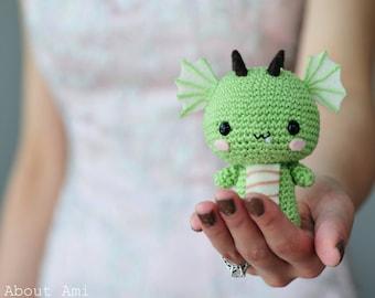 Chinese New Year Dragon Crochet Pattern