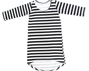 Baby girls' clothing, baby girl, girls maxi dress, baby black dress, maxi dress, baby girl dress, girls black dress, toddler maxi dress