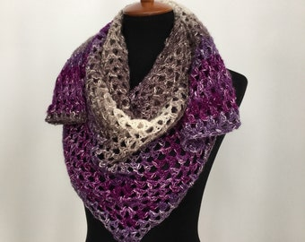 Cordelia Shawl / Wrap / Scarf / Gift for Her