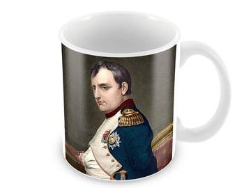 Napoleon Bonaparte  Ceramic Coffee Mug    Free Personalisation