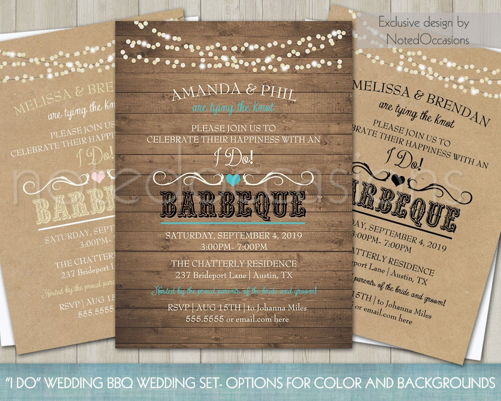 wedding reception only invitations printable i do bbq wedding reception invitation wedding 9905