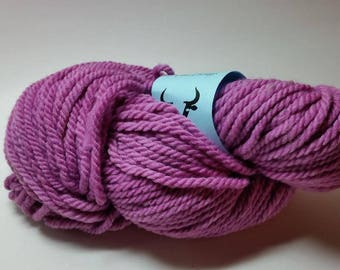 100% Merino Yarn - Dusty Pink