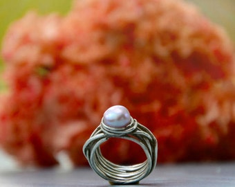 Silver Ring. 950 #BohoStyle