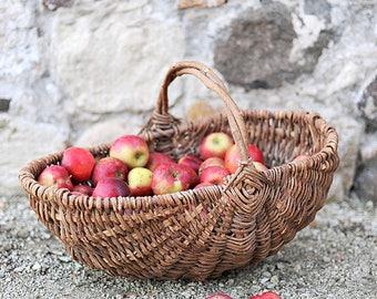 Large French Harvest Basket Nº 2