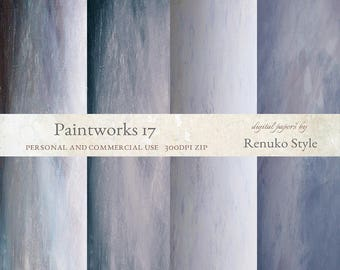 Paintworks 17  Photoshop Textures Digital Backgrounds