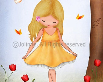 Girls bedroom pictures,kids artwork for walls,little girls wall art,pictures for nursery room,prints and posters for girl room,ballerina art