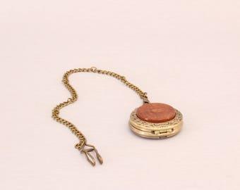 Wood Pocket Watch , V805