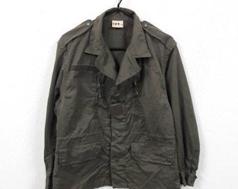 Vintage 104C Military Corvetra Marville 1982 Jacket