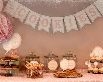 Milk and Cookies Birthday, Milk and Cookies Birthday Party, Milk and Cookies Invitation, Milk and Cookies, Lauren Haddox Designs
