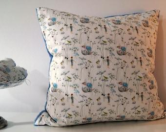 """Pillow """"Elf Dreams"""" 50 x 50 cm"""