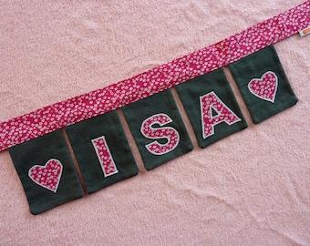 Name Pendulum ISA, flag line, flags, pennants