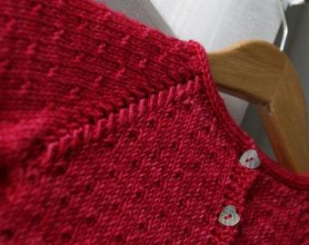 Semis de Printemps Knitting Pattern