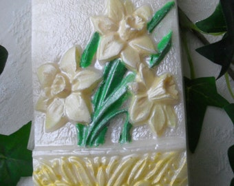 Daffodil Handcrafted  Glycerin Soap