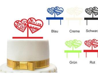 Personalized Cake Topper cake plug cake wedding cake scene 4