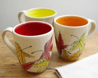 Mug - Autumn Maple