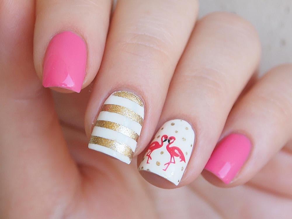 Stripes variety nail vinyl/ Nail art guides/ Nail art tape/ Straight ...