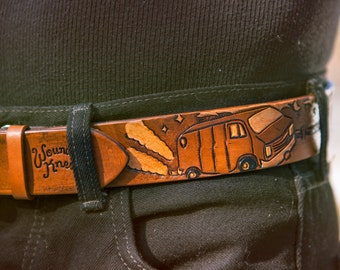 Customized Belts/ Leather Belt/ Personalized Leather Belt/ Southwestern/ Personalized Gift/ Mens Accessories