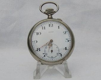 UNION - Antique Pocket Watch . Jaar 1920.  Full working condition.