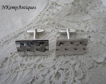 Retro cufflinks