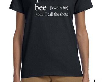 QUEEN BEE, TEE