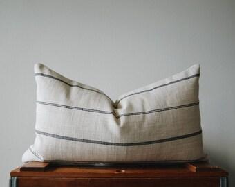 THE OLYMPIA 18x10 Lumbar Pillow Cover