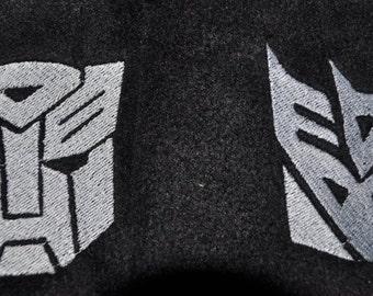 Transformers scarves