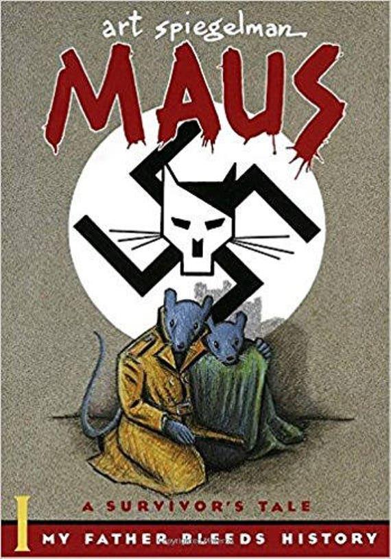 Maus. I, A Survivor's Tale : My Father Bleeds History