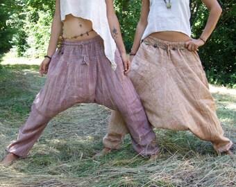 Pantaloni Afgani Larghi Khadi