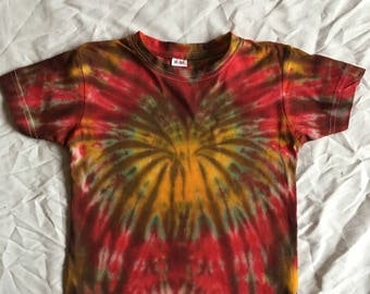 colourful kid's shirt size 98/104
