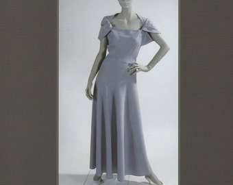 VIONNET - Japanese Sewing Book patterns Teaching material Dress
