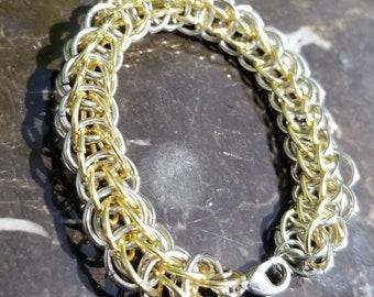 Two-tone Full Persian Bracelet
