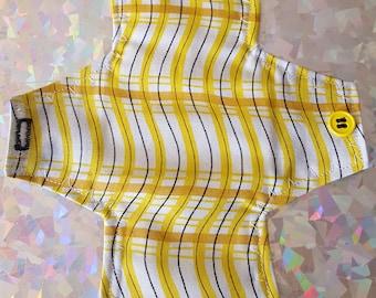 Cloth Pads- YELLOW
