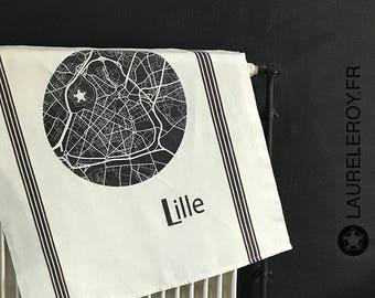 Black cloth LILLE