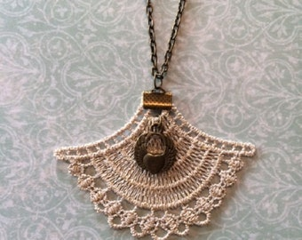 Victorian Jewelry - Victorian Necklace - Victorian Pendant - Victorian Jewlery - Gothic Jewelry - Gothic Necklace - Unique Jewelry - Jewelry