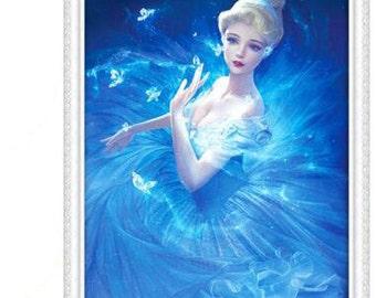 3D DIY Diamond Embroidery,5D Diamond painting,Diamond mosaic,girl,needlework,Crafts,Christmas,decor