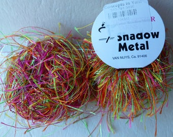 Sale   Citrus Mix 125  Shadow Metal by Trendsetter Yarns