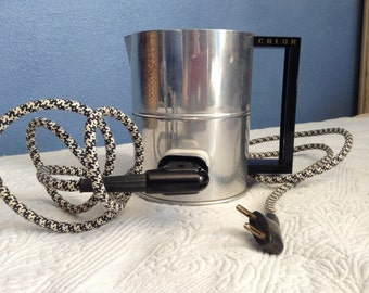Kettle electric vintage, Calor.