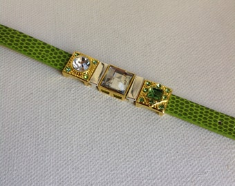 Watch Band Bracelets, Various Watch Band Bracelets, Watch Band Charm Bracelets