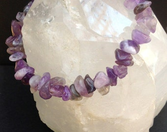 Amethyst Healing Gemstone Bracelet