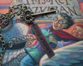 Harry Potter Alohomora ketting