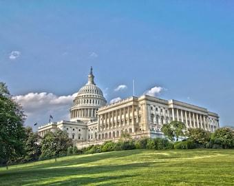 United States Capital 8x10 photo