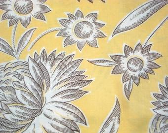 Mod Girls Diane yellow Jennifer Paganelli Sis Boom Free Spirit fabrics FQ or more OOP HTF