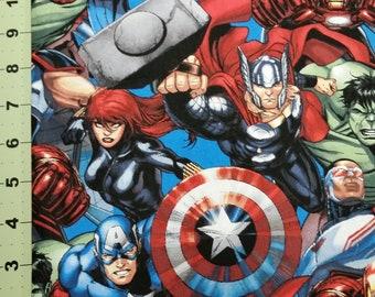 Marvel Avengers Heroes Blanket / (Captain America, Iron Man, Hulk, Thor, Black Widow)