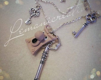 Mister Lock Necklace
