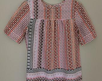 Vintage Women's Shirt/ Retro women's shirt