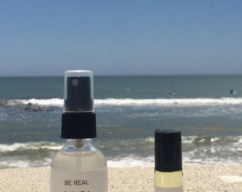 Summer Self Care Combo - After Sun Spray and Cuticle Oil